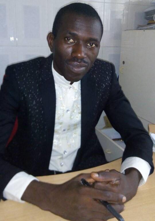 Akande Gbenga Oluseyi.